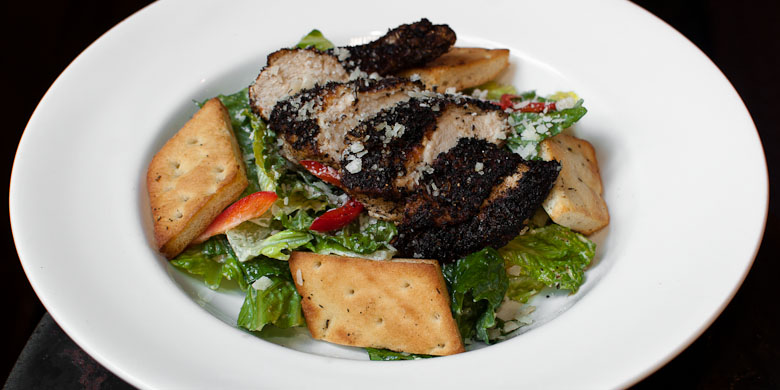 Grilled Chicken Ceasar Salad